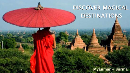 Discover Magical Destinations