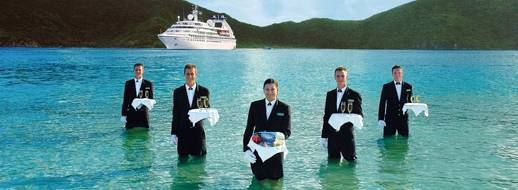LUXURY CRUISES & YACHT CHARTERS
