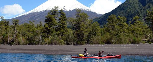 Sea Kayaking in the Chilean Fjords