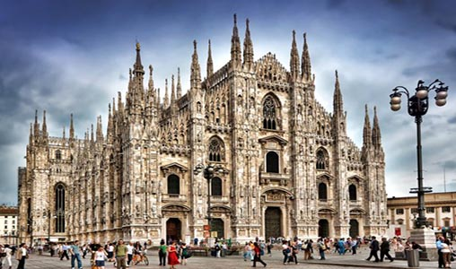 Northern Italy & Paris Highlights Tour