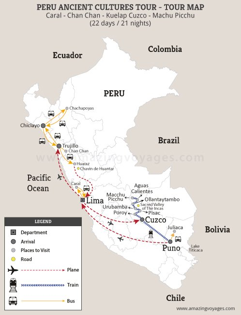 Peru Ancient Cultures Tour