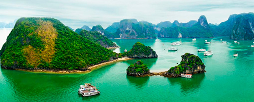 Luxury tour Vietnam like no other