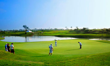 Luxury Golf Mexico