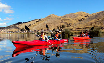 Active Family Soft Adventure Peru Tour