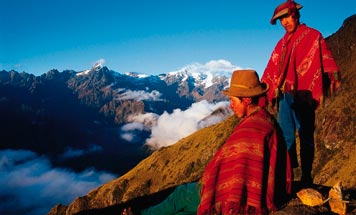 First Class Peru Inca Trail Tour
